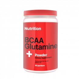 Аминокислота AB PRO BCAA + Glutamine Powder 1000 г