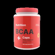 Аминокислота AB PRO ВСАА Caps 400 капсул