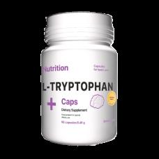 Аминокислота EntherMeal  L-TRYPTOPHAN+ 60 капсул