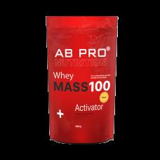 Гейнер AB PRO MASS 100 Whey Activator 1000 г