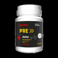 Тонизирующая добавка EntherMeal PRE Amino+ 30 капсул