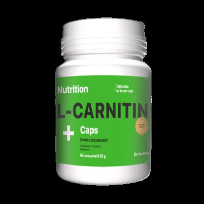 Жиросжигатель EntherMeal L-Carnitine 60 капсул