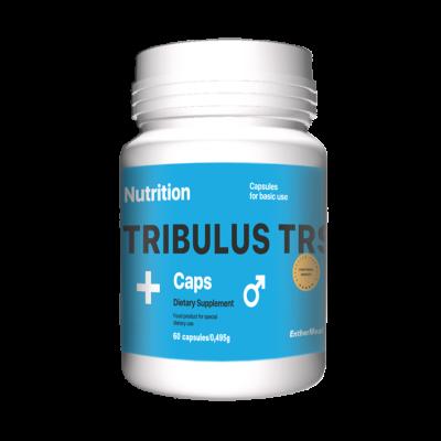 Тестостероновый бустер Трибулус EntherMeal TRIBULUS TRS + 60 капсул