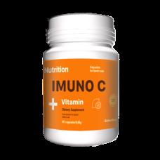 Витамины EntherMeal Imuno C Vitamin 60 капсул